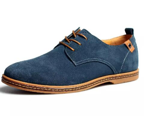 New Mens Casual Dress Formal Oxfords Shoes