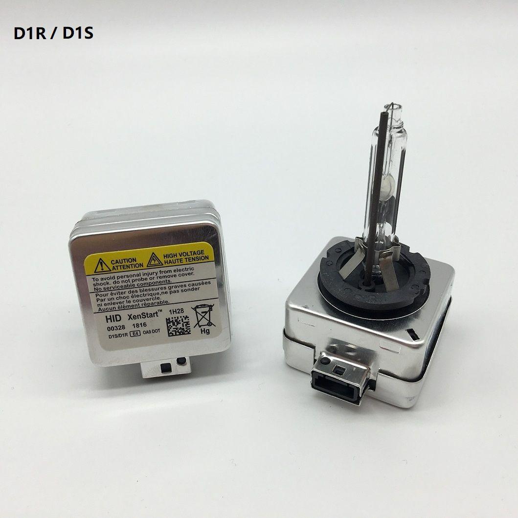 Бесплатная доставка автомобиля света фары фары Ксеноновые HID лампы ксенон D1S D1R с D3S D3R фотокамерах D4S 35Вт цоколь D2S лампы D2R D4R 4300К