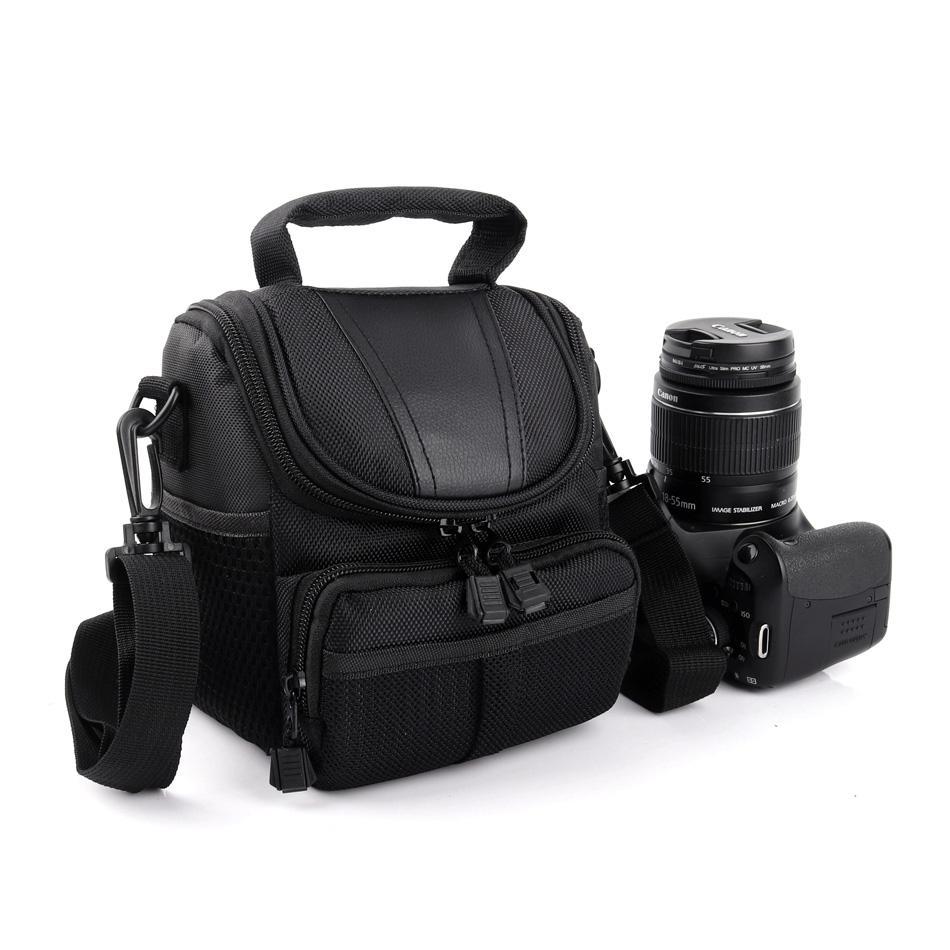 Sacoche pour appareil photo pour Nikon B700 P900 DF D7500 D7200 D7000 D5600 D5500 D500 D5200 D5100 D500 D3400 D3300 D3200 D3100 D3000