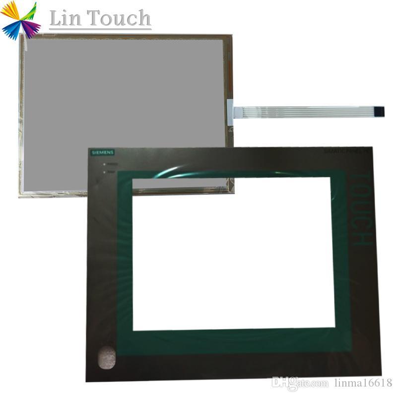 NOVITÀ Pannello 12 Touch 677/877 A5E00325419 HMI PLC Touchscreen E Frontale Film Touch screen AND Frontlabel