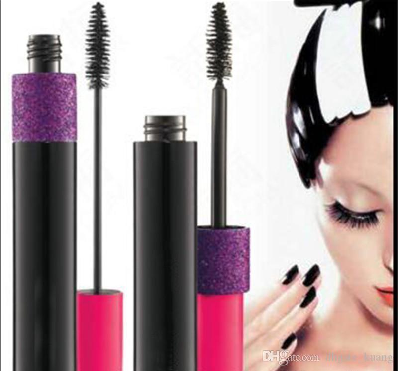 Alta calidad rímel Lash Extens fibra 3d pestañas rímel marcas de maquillaje HauteNaughty Black Lash Volume Mascara DHL envío gratis