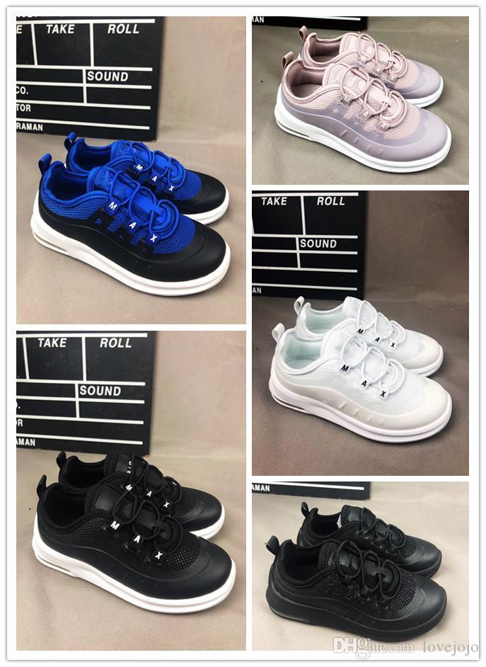 nike air max airmax 98 2018 NOUVEAUTÉ Bébé Chaussures Plein Air Coussin 98 Baskets Chaussures Chaussures pour Enfants Garçons Filles Chaussures de Course