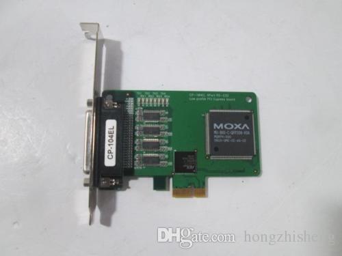 Orijinal CP-104EL-A RS232 PCI Express akıllı kart 100% test mükemmel kalite