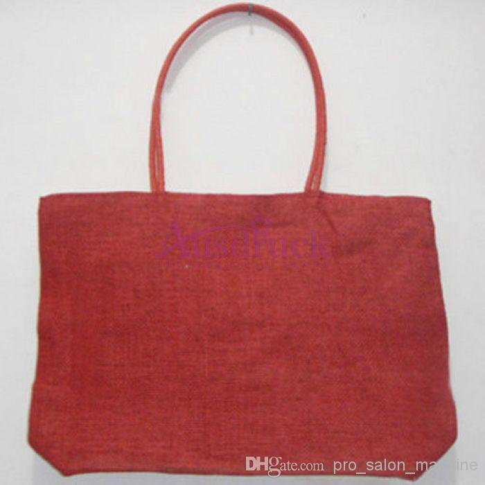 حقائب يد نسائية اليدوية الصيف سترو حقيبة الغصن المنسوجة حمل شاطئ ريترو القش حقيبة اليد سلة