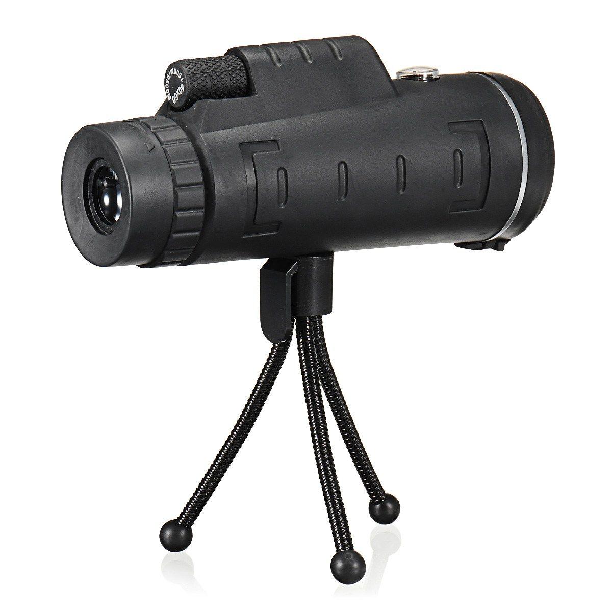 40x60 Monoküler Açık Tek Mini HD Monokülerler Cep Telefonu Kamera Lens Zoom Teleskop Spotting kapsam için Optik lens Dürbün