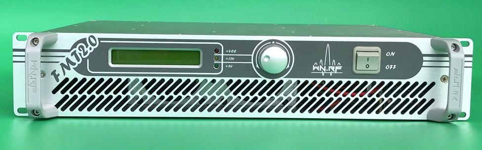 FMT-1000H 1KW / 1000W 87,5-108MHz Rundfunkstation FM Sender / Erreger