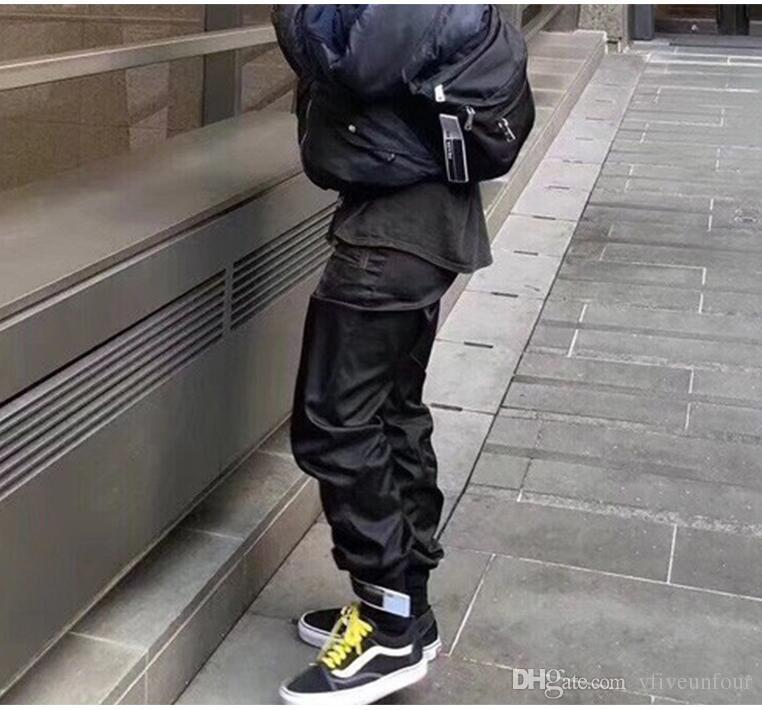 schwarz swag outfits mit jogger
