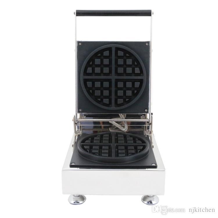 استخدام التجاري 110 فولت 220 فولت الكهربائية الهراء صانع آلة بيكر الحديد لوحة العفن عموم في معدات وجبة خفيفة
