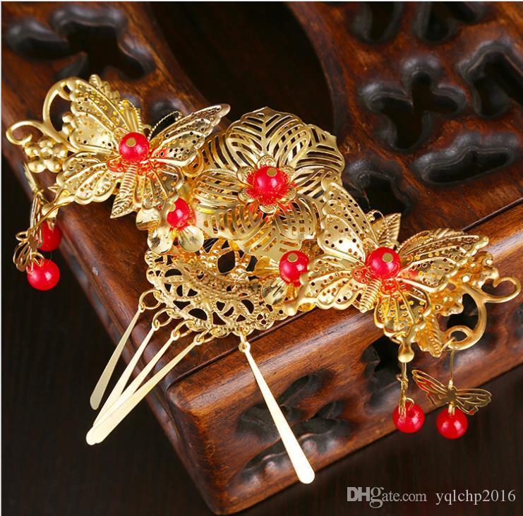 Retro bridal accessories wholesale, costume accessories, wedding fringes, bridal headwear, hairpin restoration