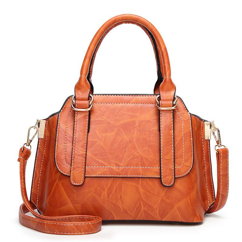 nuove signore della molla la borsa, cuscino di spalla di modo, versione coreana, sacchetto delle donne.