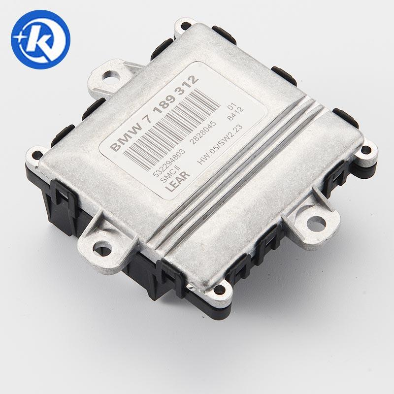 ALC 적응 형 헤드 라이트 드라이브 제어 장치 조명 모듈 63 12 7189312 7189312 for BMW E46 E90 E60 E61 E65 크세논 헤드 라이트