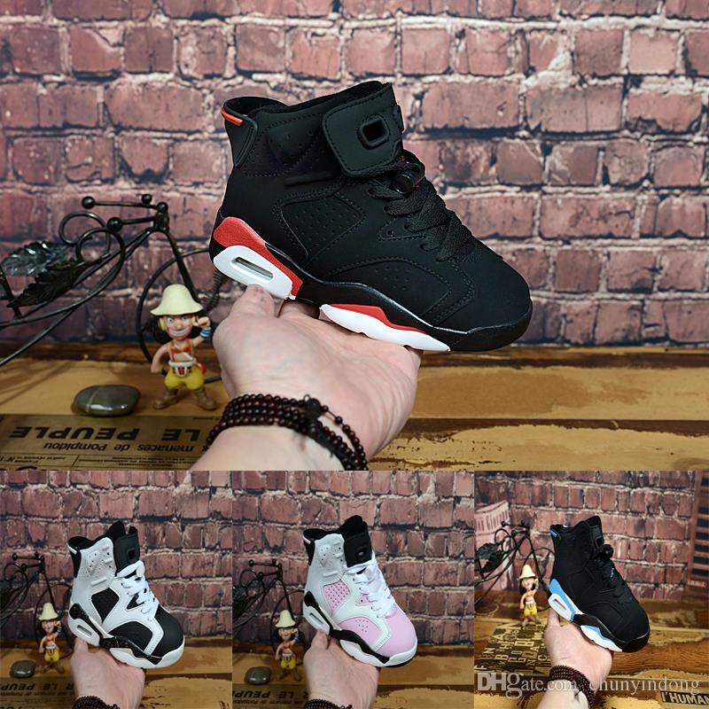 Nike air Jordan 6 12 13 retro Карри 4 рождения детей на продажу высокого качества Стивена Карри 4 Тройных белого Баскетбол обувь оптовой цены магазин US4-US12
