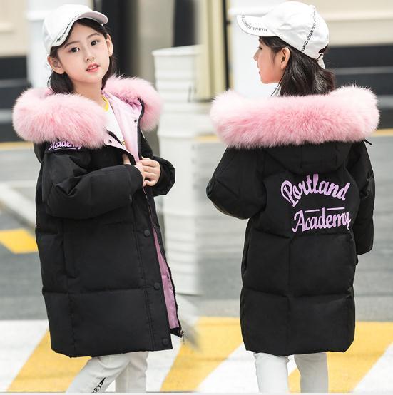 Acheter Ans Haute Fourrure Vêtements Manteau D'hiver 5 Marque Fausse Qualité De Enfants En Outwear Filles Mode Vestes 12 xthdQrCsB