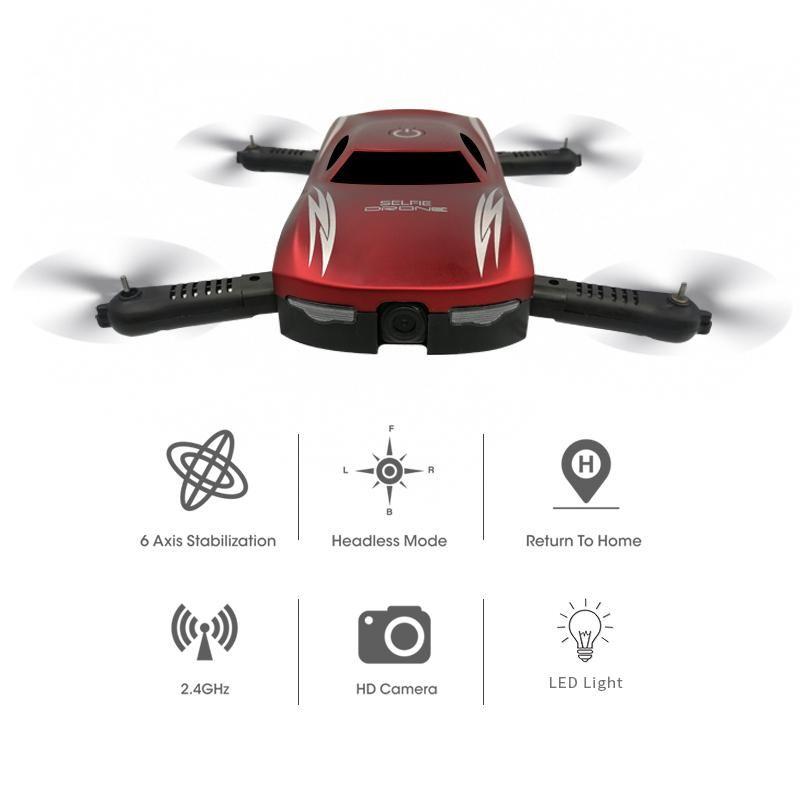 Acheter X185 Mini Drone Pliable 6 Axes De Voiture Selfie Drone Avec Wifi Fpv Hd Caméra Rc Quadcopter Micro Drones De Poche Kid Jouets De 26 09 Du Youmiao13 Dhgate Com