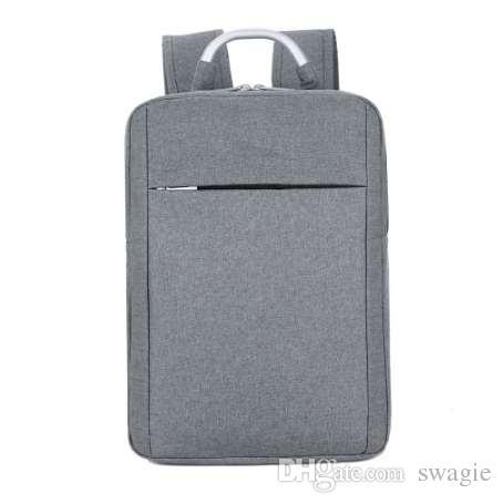 Zaino per computer portatile antifurto impermeabile di moda per borsa da laptop con carica esterna USB per donna