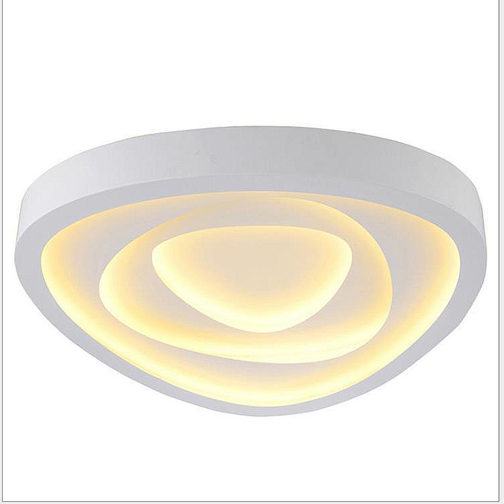 FULOC LED de techo Lámparas de techo LED Accesorios de iluminación Lámpara moderna Salón Dormitorio Cocina Montaje en superficie