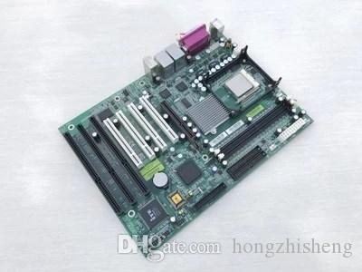 M-845EG REV:3.2 845GE industrial motherboard 3*ISA tested working