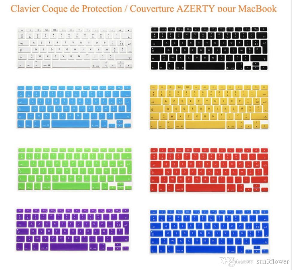 Tastiera per tastiera con layout inglese della tastiera per MacBook Pro Air Retina 13 pollici A1342 A1369 A1466 A1278 A1425 A1502 Keyboard Film