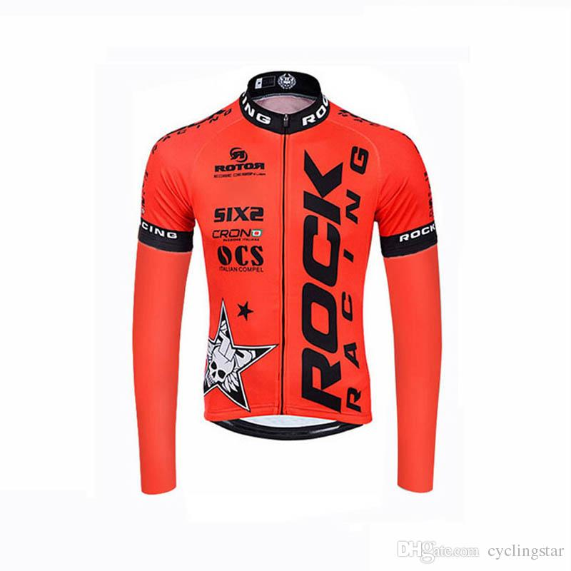 Men/'s CS Long Sleeve MTB Cycling Shirt