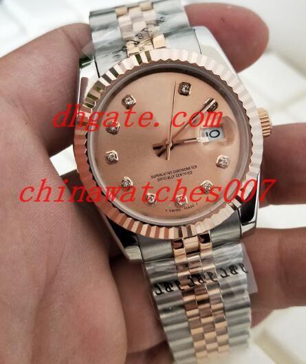Горячие продажи 2018 Новый Стиль Люкс 178274 золотой человек 41 мм Азии 2813 из нержавеющей стали с механическим механизмом автоматического наручные часы