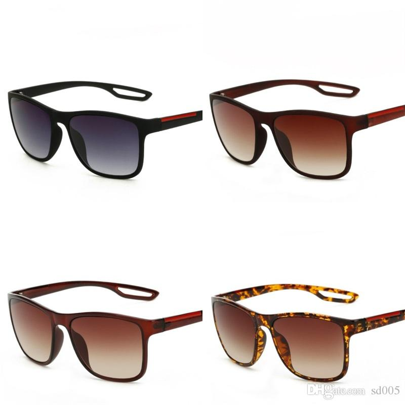 Классические солнцезащитные очки для мужчин и женщин мода площадь солнцезащитные очки простые практические очки укрепить шарнир дизайн 8xf у