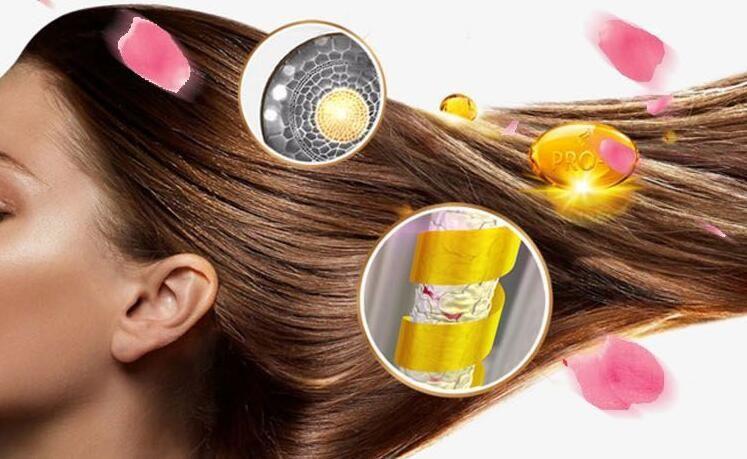 Han Yi Jin Pure Rose Shampoo Conditioner Shampoo 500ml Anti Dandruff Control Oil Soft lady wholesale