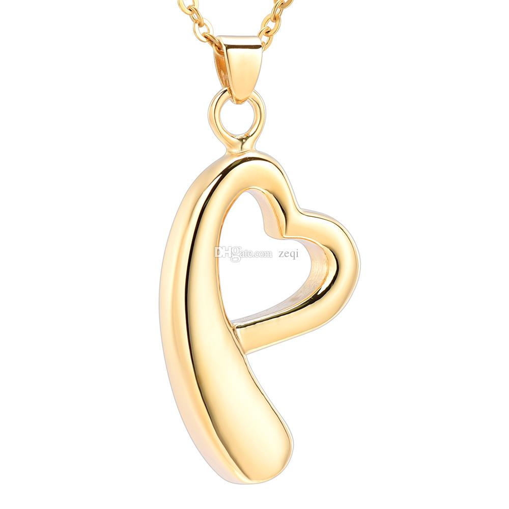Wholesale Classic heart Pet/Human Ashes Cremation Urn necklaces Cremation Jewelry for Ashes Pendant Women