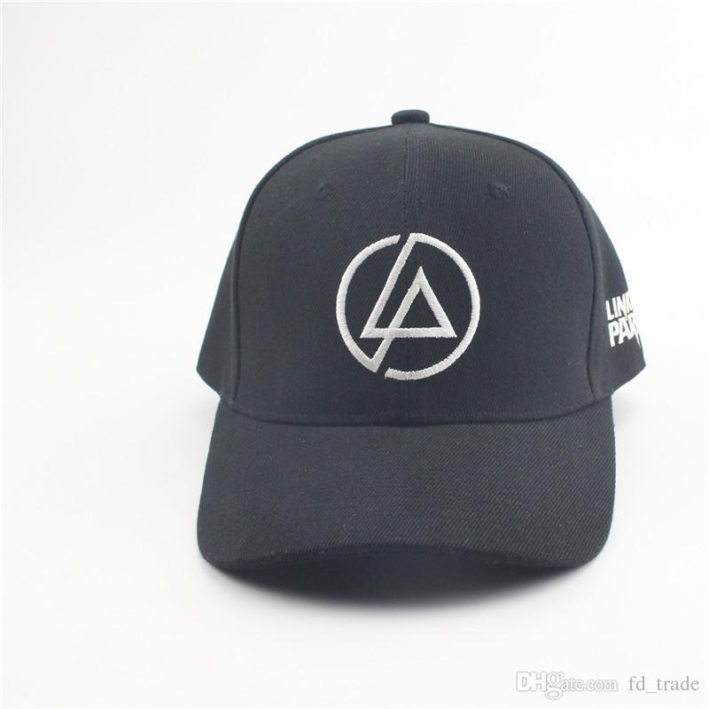 Lincoln Linkin Park Rock Snapback HipHop Hat Baseball Cap Adjustable