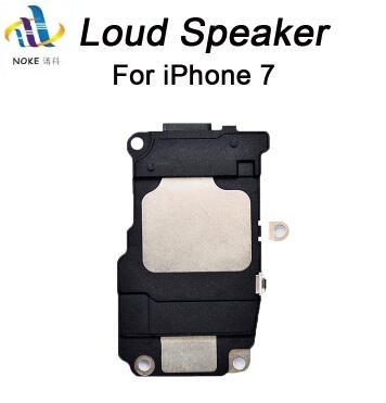 20 pz Altoparlante per iPhone 7 4.7 Altoparlante Buzzer Ringer Flex Cable Parti di ricambio per iPhone 7 Plus 5,5 pollici