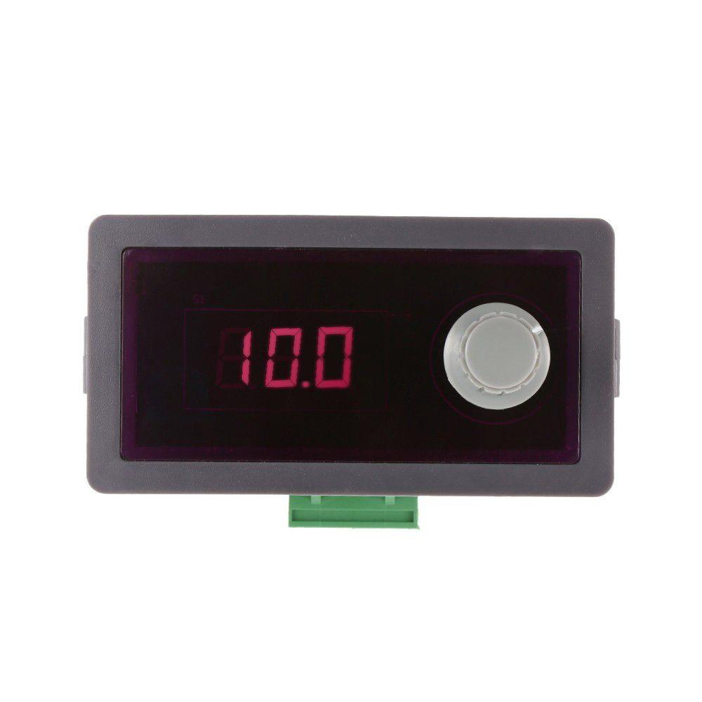 Измеритель напряжение Simulation Kit Источника Модуль аналогового DC 0-1 генератор Kit 0-1 сигнал 0-1 контроллер с индикацией
