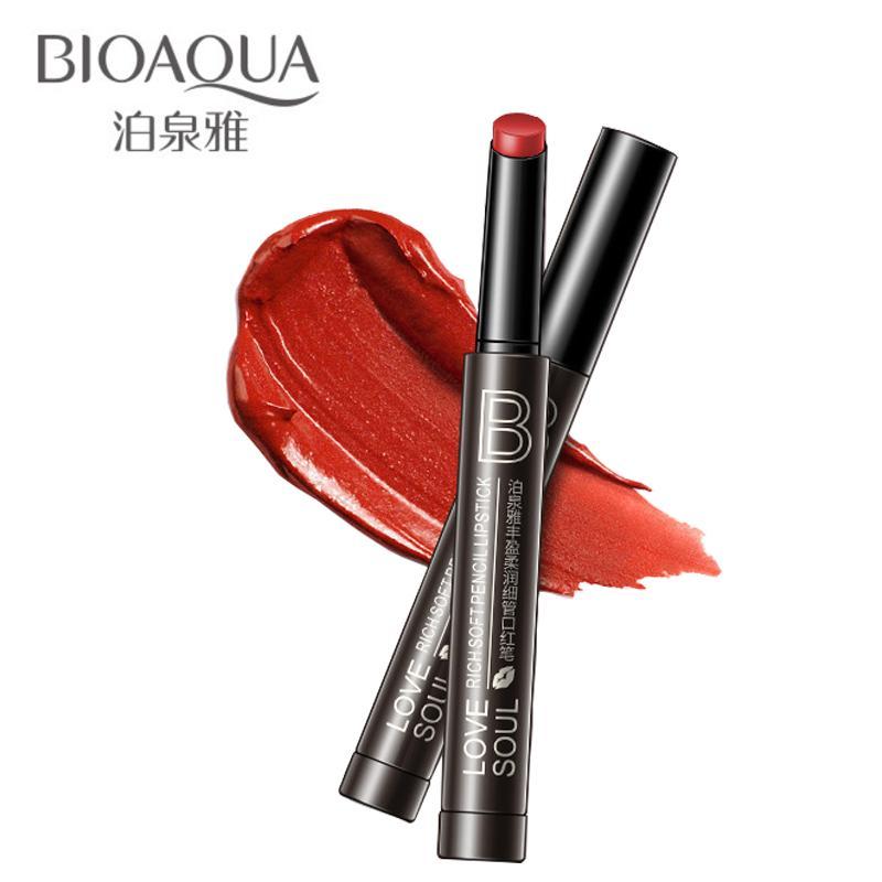 BIOAQUA Trucco Professionale Completa Rossetto Penna Lunga Durata Tinta Labbro Opaco Rossetto Make up Cosmetici Maquillage