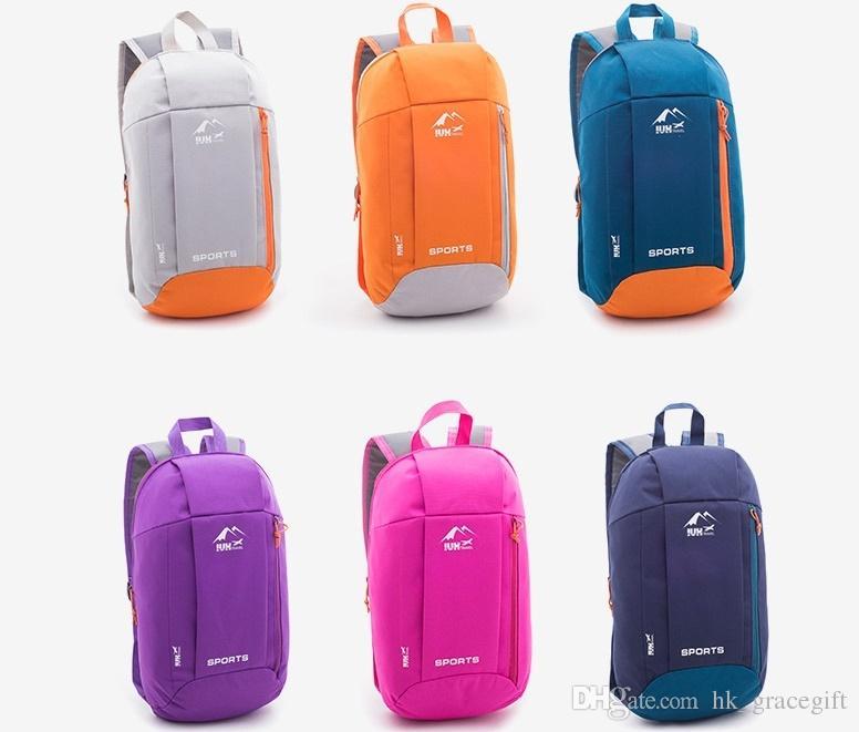 لون الحلوى حقيبة الظهر الأزياء حقيبة السفر التخزين للماء حقيبة الكتف