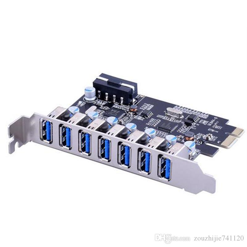 Mini PCI-E to USB3.0 PCI Express Adapter Card PCI-E to USB 3.0 Expansion Card