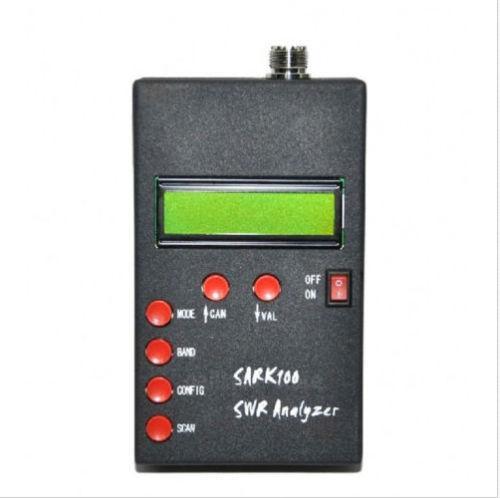 Freeshipping SARK100 ANT SWR Antenne Analyzer Meter Tester Für Amateurfunk