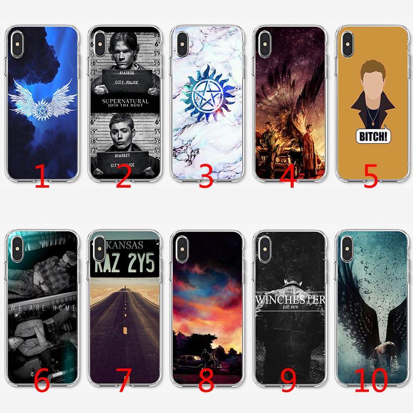 cover iphone 6 supernatural