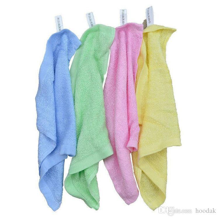السحر تنظيف صحن منشفة عالية الكفاءة مكافحة الشحوم اللون صحن الملابس ستوكات لينة غير عصا النفط و غسل القذرة منشفة منشفة 5 قطع الشحن