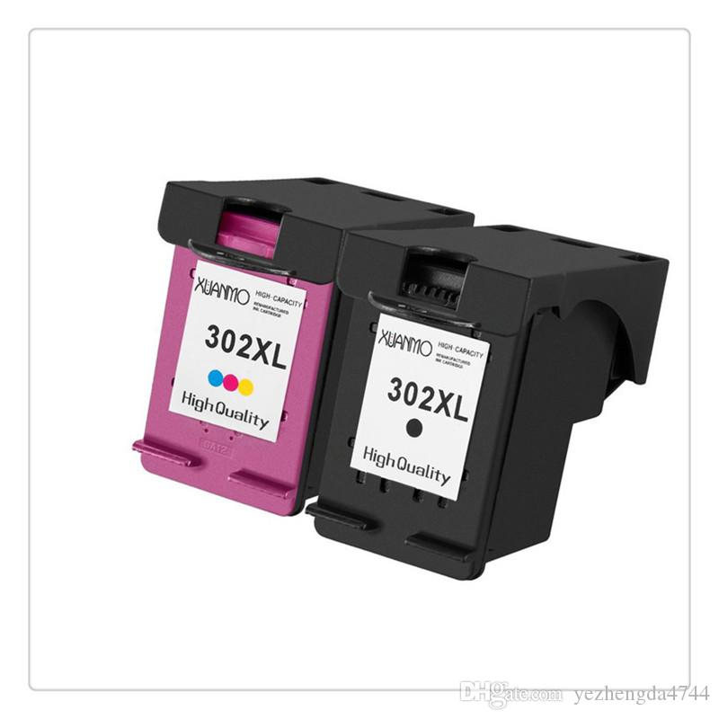 Yeni Yüksek Quaity hp3632 1110 3830 4520 için Uyumlu Mürekkep Kartuşu Değiştirme Renk Siyah Pembe Toptan