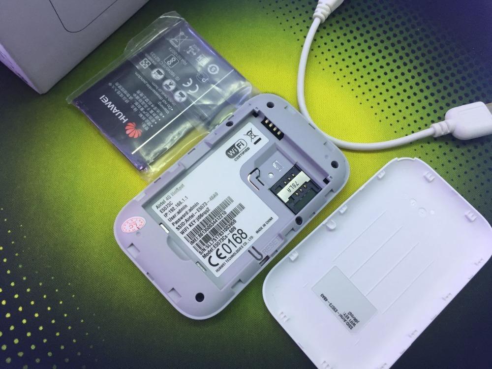 2019 Unlocked Huawei E5573 E5573cs 322 E5573cs 609 150Mbps 4G Modem