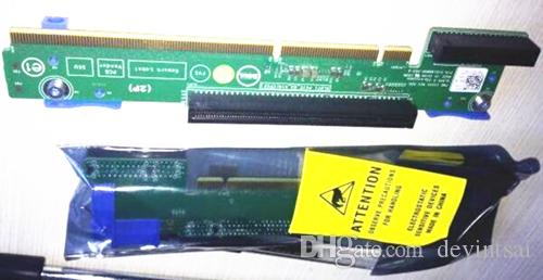 Original Riser Card / placa para Dell PowerEdge R420 segunda CPU DP / N 7KMJ7