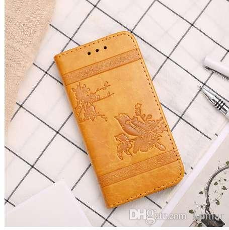 VIJIAR حار نوبل الأزياء الفاخرة الراقية جلد الوجه غطاء الهاتف الخليوي 5.5'For HTC حالة الرغبة 12
