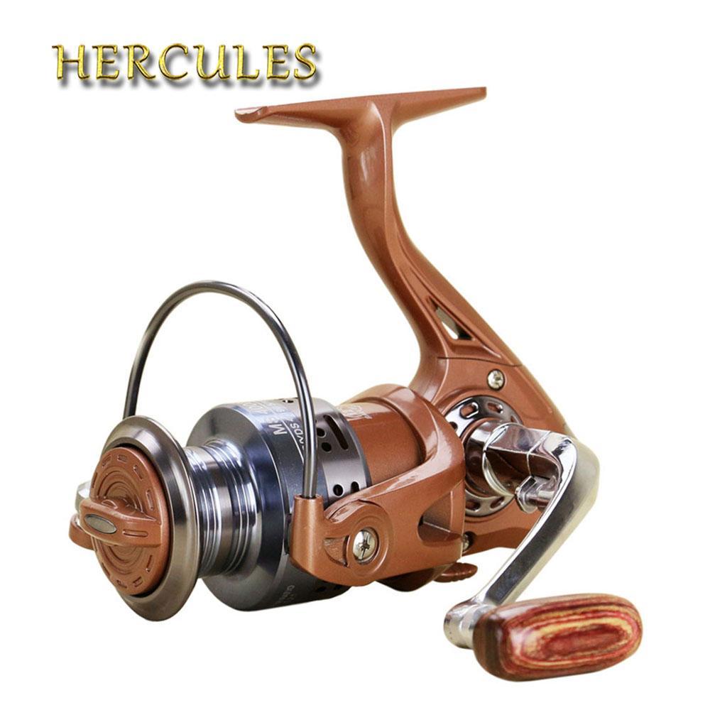 Comercio al por mayor 5.5: 1 12 + 1 Rodamiento de Bolas Carrete de Pesca de agua de mar / pesca con mosca de agua dulce jigging carrete carretilha de pesca