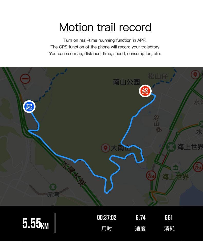 Smart Fitness Tracker Watch (8)