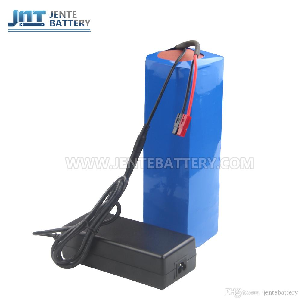 Free china suppliers Rechargeable battery pack 24v 10ah li ion batteries pack for 250w/350w motor+15A BMS+Charger 2A