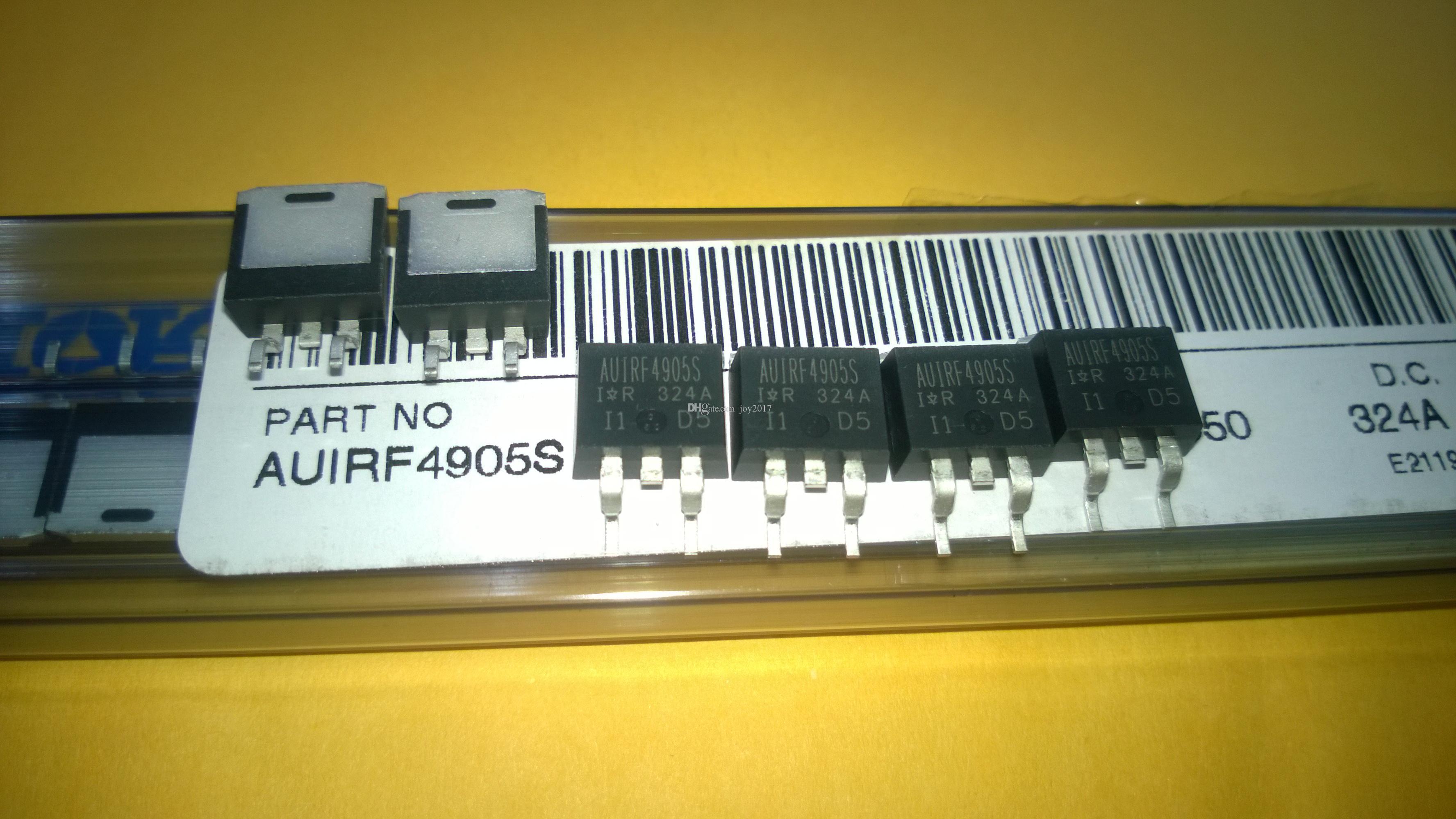 Envío gratis AUIRF4905S AUIRF4905SPBF AUIRF4905 TO263 Nuevo y original 10PCS / LOT