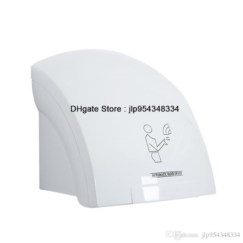 ABS an der Wand befestigte automatische Handtrockner öffentliche Toilette Hände Gebläse