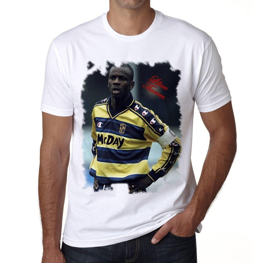 Maglietta da uomo Lilian Thuram Tshirt