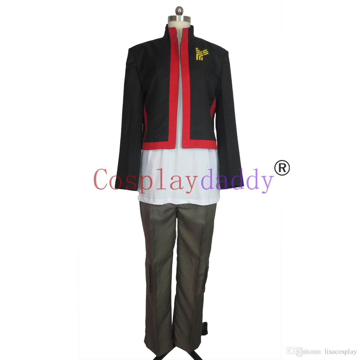 Macross Frontier Cosplay SMS Uniforme Alot Costume H008
