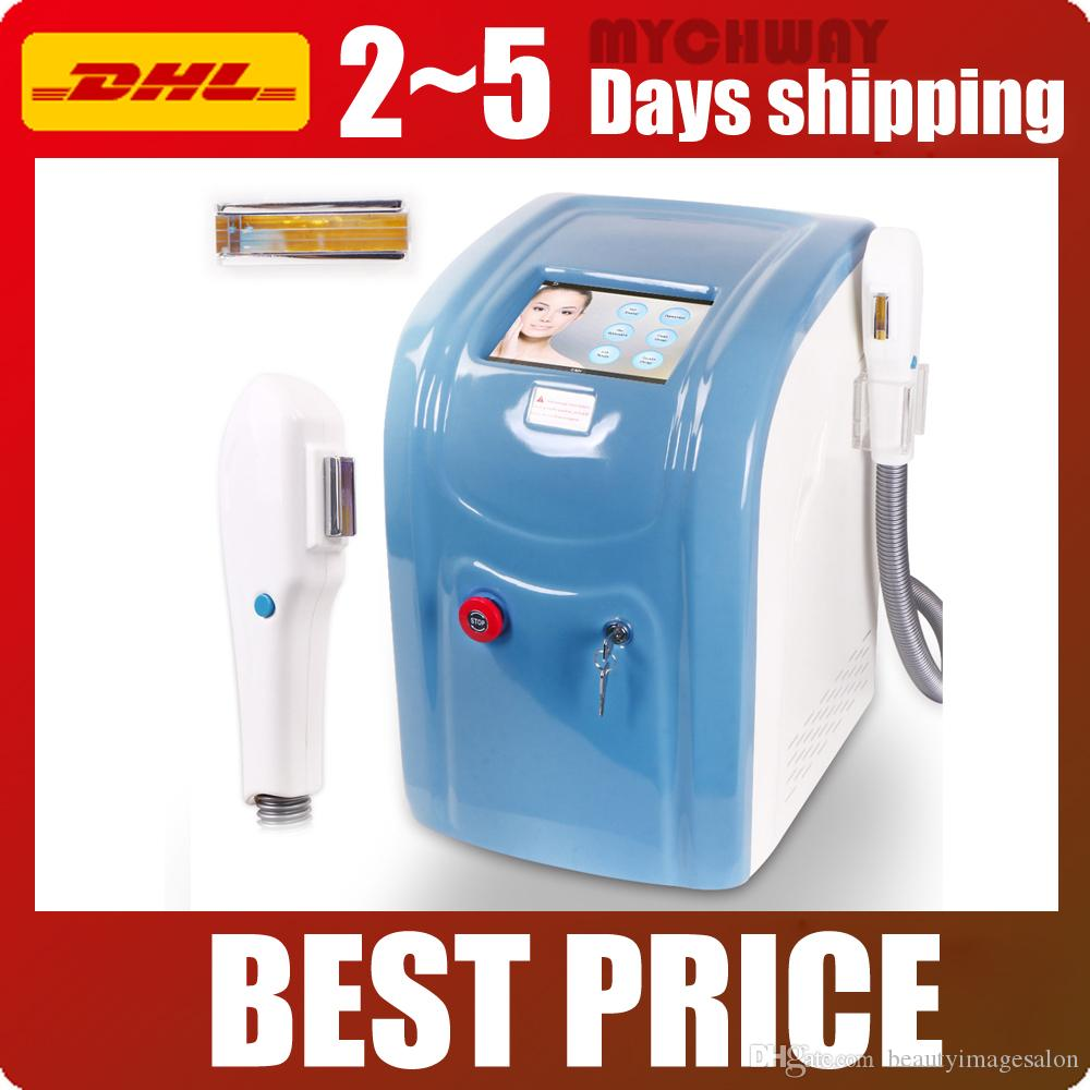 E-light IPL Fast Body Hair Removal RF Tender Skin Face Lifting Freckle Removal Salon Beauty Machine