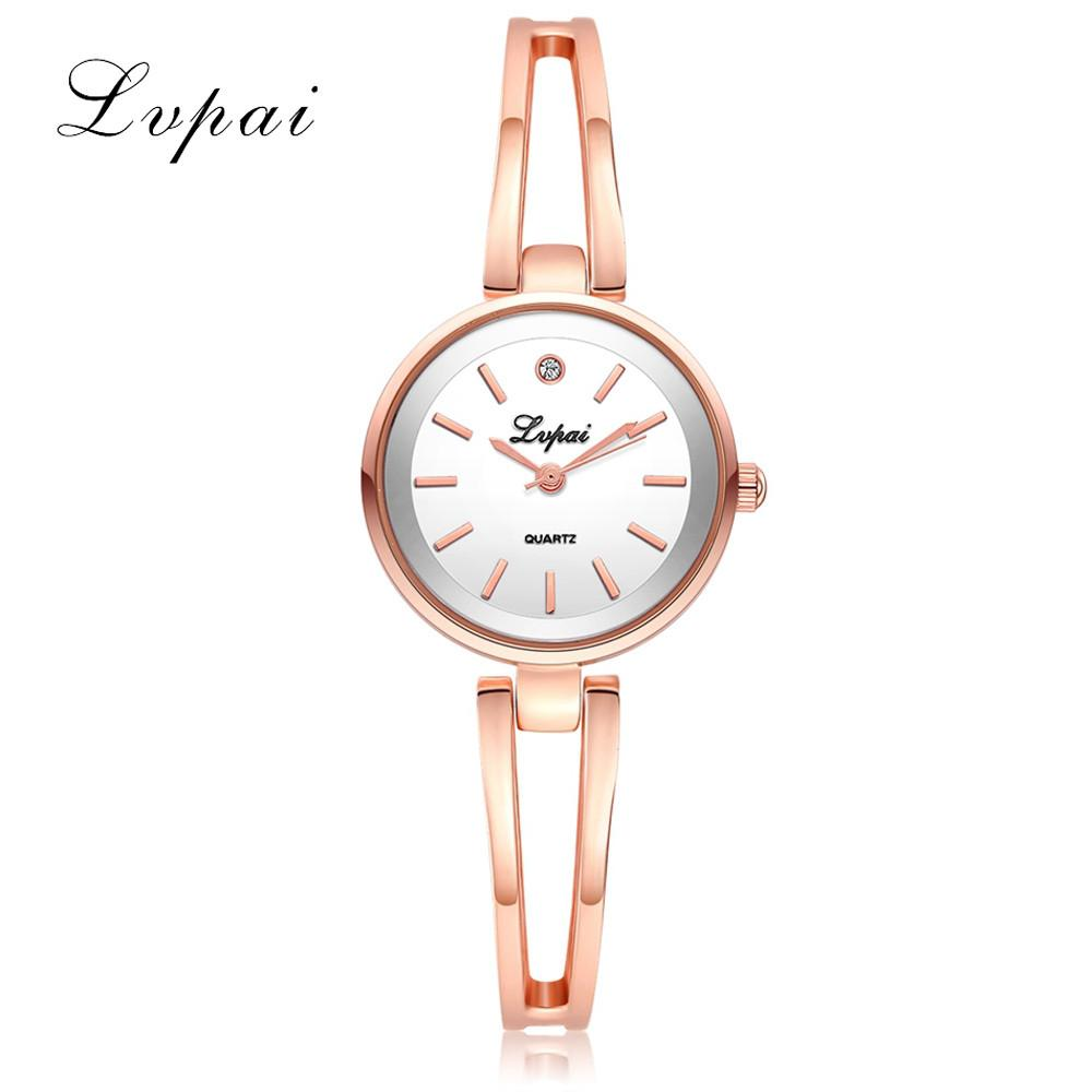 2018 Newly Arrival Women Watches Silver Fashion Ladies Rose Gold Women Stainless Steel Rhinestone Quartz Wrist Watch 11.06
