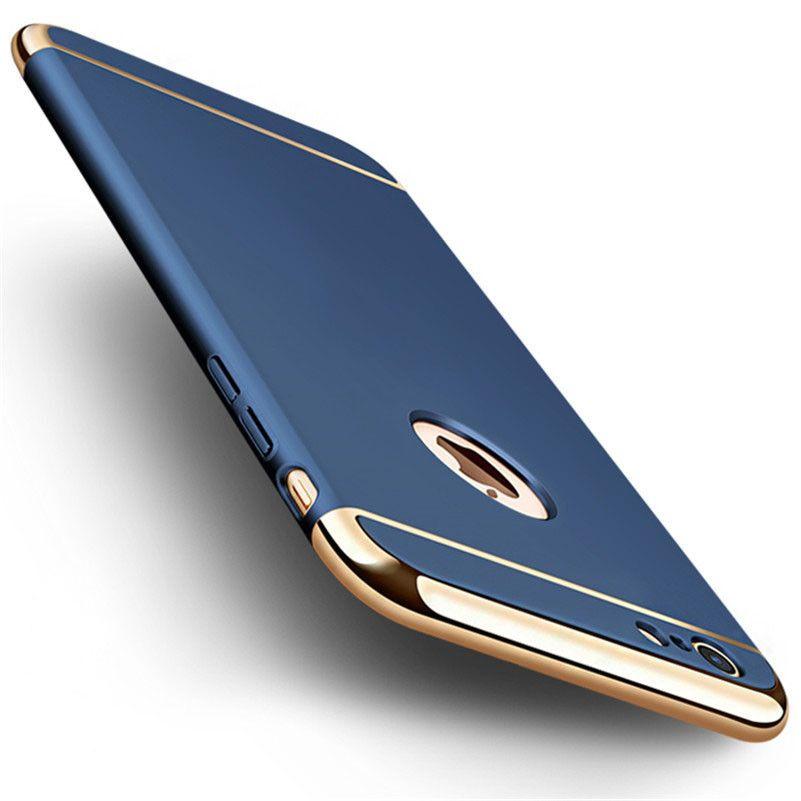 1 후면 커버의 럭셔리 3 아이폰 (12) (11) 프로 XR X XS 최대 6 6S 7 8 플러스 바느질로 돌아 가기 사례